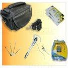 Nintendo DS Lite NDSL Super Value Accessories Kit Pack