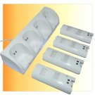 4 Batteries Charger Charge Station Dock for Wii Remote