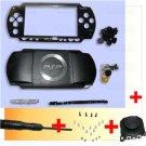 PSP 1000 Full Housing Shell Faceplate Case + Joystick