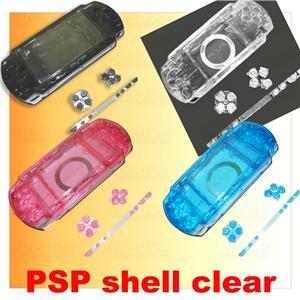 PSP Fat 1000 Full Housing Repair Parts Faceplate Shell