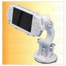 SONY PSP Slim 2000 Stand Holder Mounter in Car WHITE ^