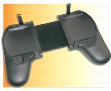 SONY PSP 1000 Retractable Hand Grip Holder BLACK ^