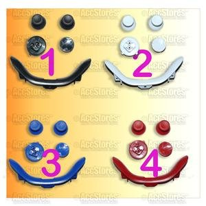 10 sets Thumbstick D-pad Button H p Xbox 360 Controller