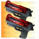 2 X Shooting Gun Pistol for Motion Controls PS3 Move