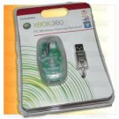 Clear PC Wireless Gaming Receiver for Xbox 360 NEW