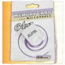 64MB Memory Card for Nintendo Gamecube Wii