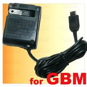 US Wall AC Adapter Power Supply for Gameboy Micro GBM