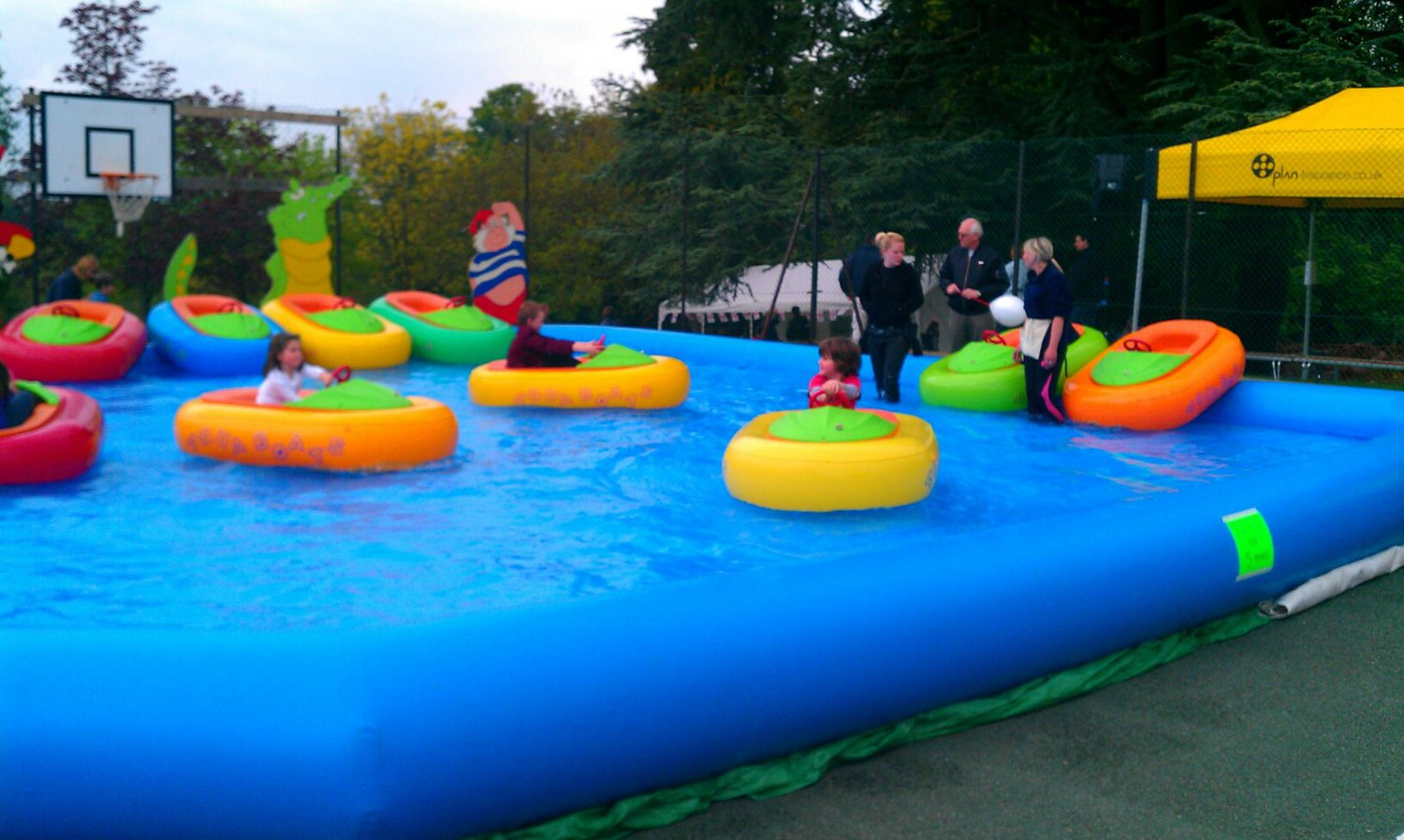 Adult Large Inflatable Swimming Pool Made Of Pvc
