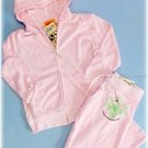 JUICY COUTURE HAWAIIAN Terry CAPRI Set