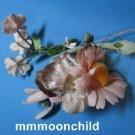 AF17 antique flower for vintage millinery or dress 1930s