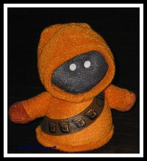 JAWA Star Wars Episode III Revenge of the Sith Toy Burger King ROTS