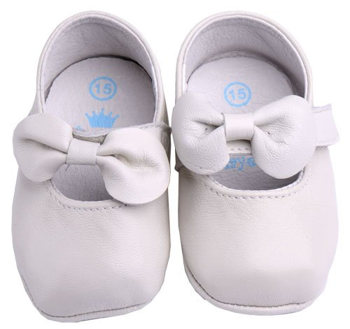 New Infant Girls Toddler Baby Mary Jane Shoes 3-6m