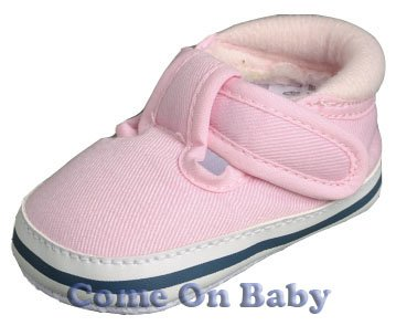 New Infant Girls Toddler Baby Shoes 6-9m (a00902)