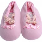 New Infant Girls Toddler Baby Shoes 6-9m (a01401)