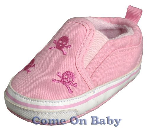 New Infant Girls Toddler Baby Shoes 9-12m (c00202)