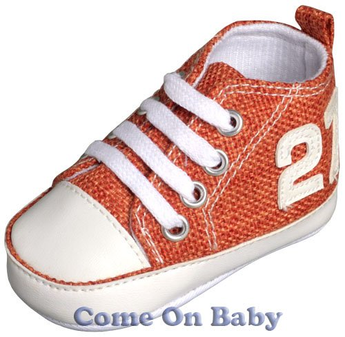 New Infant Girls Toddler Baby Crib Shoes 3-6m (b01104)