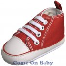 New Infant Boys Toddler Baby Crib Shoes 3-6m (b02801)