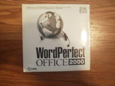 Corel Wordperfect Office 2000