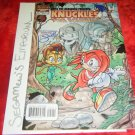 Knuckles the Echidna - Issue #29 - NM - [SEGA Comic Archie Sonic Hedgehog]