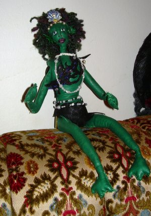 Nautillian the Queen of the Black Lagoon