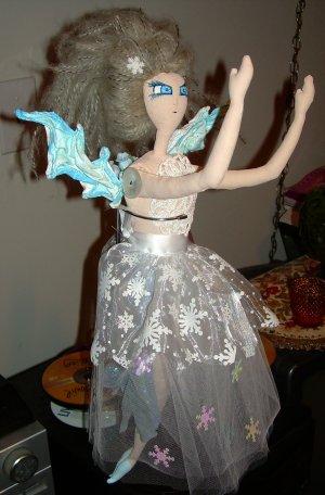 Solstice the Winter Fairy