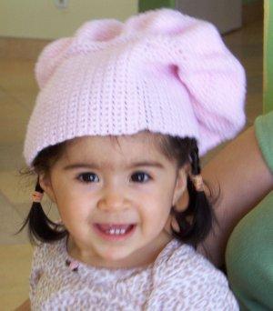 Chef Hat Toddler or Preschooler Crochet PATTERN