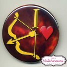 Hunger Games Pin back Hunger Games Pin back Button Personalized Buttons Custom Buttons and Pins
