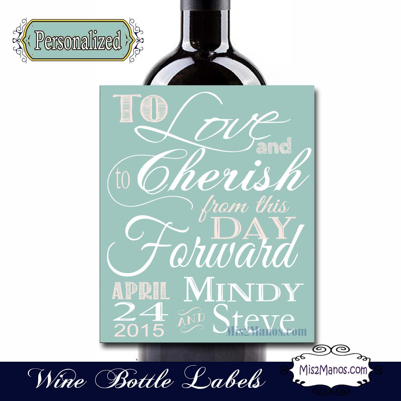 Wedding Wine Labels Wedding, Custom Wine Labels, Wine Wedding favor, Anniversary labels