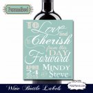 Wedding Wine Labels Wedding, Custom Wine Labels, Wine Wedding favor, Anniversary labels