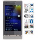 T5388i Quad Band Dual Cards with Windows mboile 6.5 Wifi Java GPS Touch Screen Cell Phone