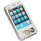 YangFan HK008 Quad Band Dual Card With Analog TV Java Unlocked Mobile Phone