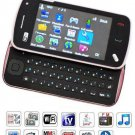 WIFI N97 Quad Band Dual Card With Wifi Analog TV Java Unlocked Cell Phone
