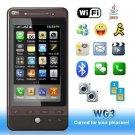 3.2 TV WIFI Dual Sim JAVA Quadband Cell Phone WG3
