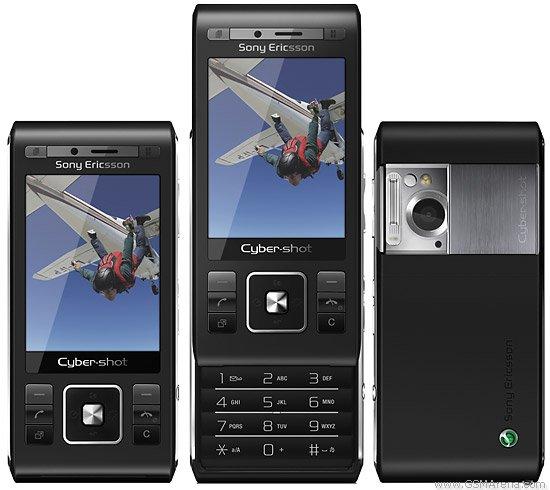Sony Ericsson 3G C905 8MP WIFI GPS Mobile Phone