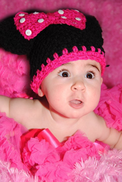 Mini Mouse hat photo props photography You choose sizes