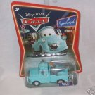 Disney Pixar Cars Movie New Blue Mater