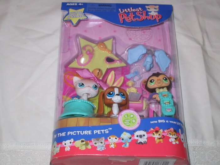 Littlest Pet Shop In The Picture