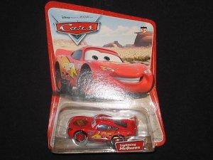 Disney Cars Lightning McQueen MOC Free Shipping!