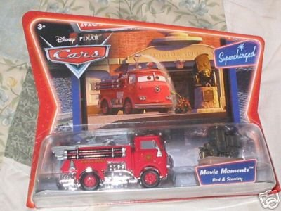 Disney Pixar Cars Movie Moments Red Stanley FREE Shipping!