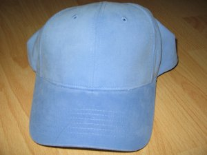 Micro Suede Nu-Fit Full Back Hat