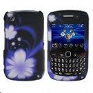 FOR BLACKBERRY CURVE 3G 9300 9330 COVER HARD CASE B-FLOWER