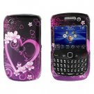 FOR BLACKBERRY CURVE 8520 8530 COVER HARD CASE LOVE