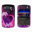 FOR BLACKBERRY BOLD 9700 9780 COVER HARD CASE LOVE