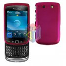 FOR BLACKBERRY TORCH 9800 COVER HARD CASE ROSE PINK
