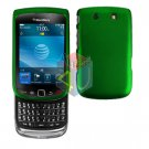 FOR BLACKBERRY TORCH 9800 COVER HARD CASE GREEN