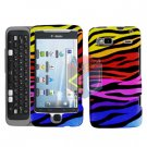 FOR HTC T-Mobile G2 Cover Hard Case C-Zebra
