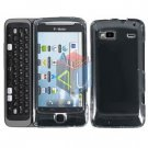 FOR HTC Desire Z Cover Hard Case Clear
