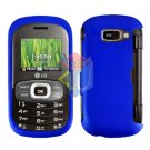 For LG Octane VN530 Cover Hard Case Blue