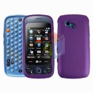 For LG Rumour Plus GW370 Cover Hard Case Purple