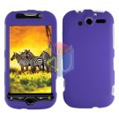 For T-Mobile Mytouch 4g Protector Screen + Cover Hard Case Purple